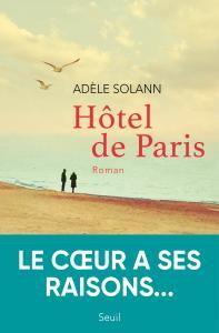 couverture Hôtel de Paris