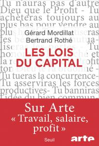 couverture Les Lois du capital
