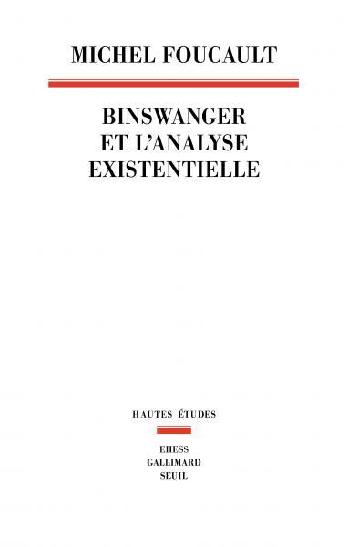 Binswanger et l'analyse existentielle Book Cover