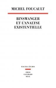 couverture Binswanger et l'analyse existentielle
