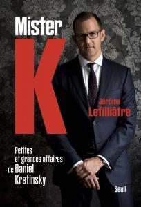 couverture Mister K
