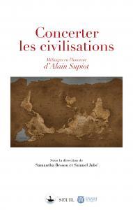 couverture Concerter les civilisations