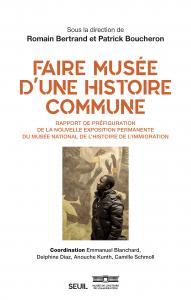 couverture Faire musée d'une histoire commune