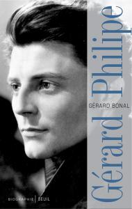 couverture Gérard Philipe, biographie