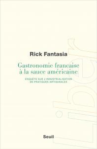 couverture Gastronomie française à la sauce américa...