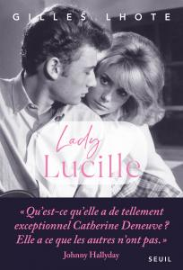couverture Lady Lucille