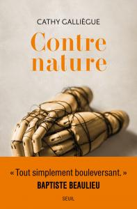 couverture Contre nature