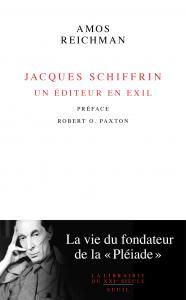 couverture Jacques Schiffrin. Un éditeur en exil