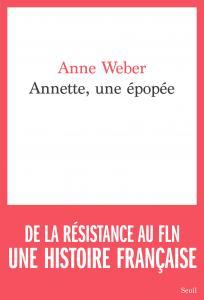couverture Annette, une épopée