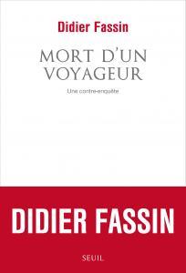 couverture Mort d'un voyageur