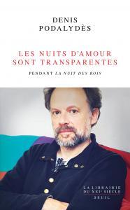 couverture Les Nuits d'amour sont transparentes. Pe...