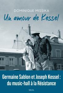 couverture Un amour de Kessel