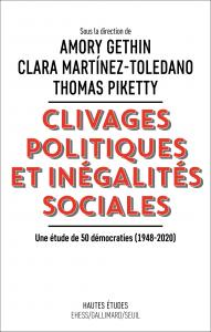 couverture Clivages politiques et inégalités sociales