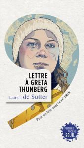 couverture Lettre à Greta Thunberg