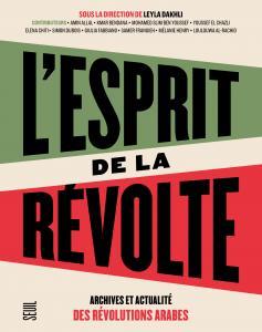 couverture L'Esprit de la révolte