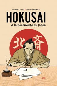 Couverture de l'ouvrage Hokusai