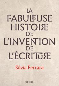 couverture La Fabuleuse Histoire de l'invention de ...