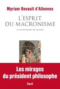 couverture L'Esprit du macronisme
