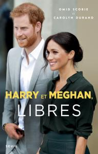 couverture Harry et Meghan, libres