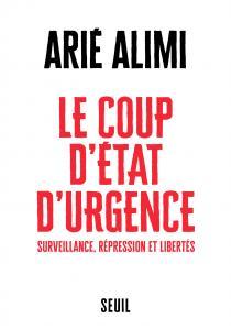 couverture Le Coup d'état d'urgence