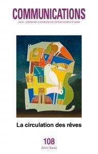 couverture Communications, n° 108. La Circulation d...