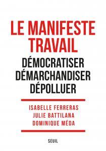 Couverture de l'ouvrage Le Manifeste Travail