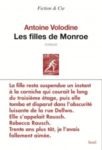 couverture Les Filles de Monroe