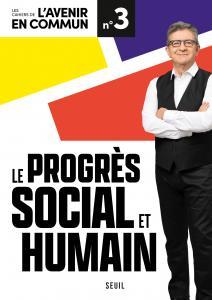 couverture Le Progrès social et humain