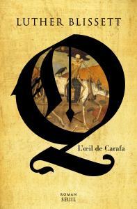 couverture Q, l'oeil de Carafa