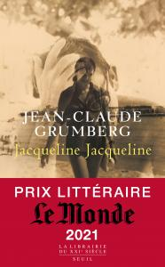 couverture Jacqueline Jacqueline