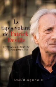 couverture Le Tapis volant de Patrick Deville
