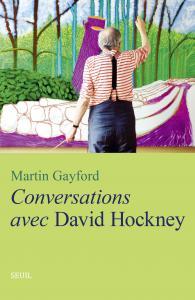 couverture Conversations avec David Hockney