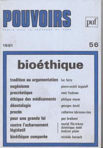 couverture Pouvoirs, n° 56