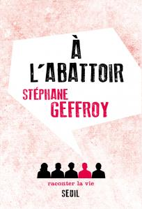couverture A l'abattoir