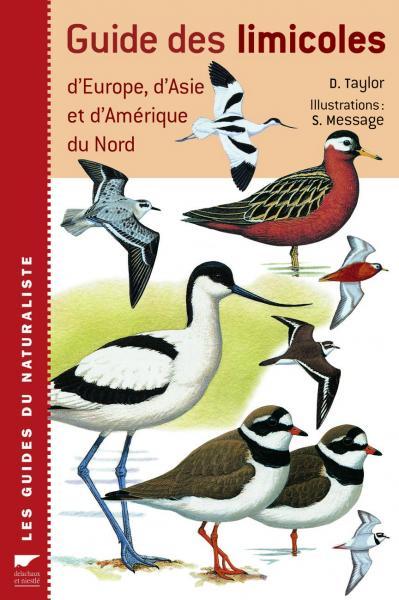 Guide des limicoles d'Europe, d'Asie et d'Amérique du Nord