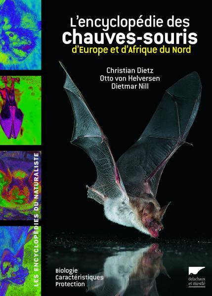 Encyclopédie des chauves-souris d'Europe et d'Afrique du Nord