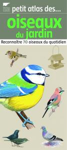 Petit atlas des oiseaux du jardin