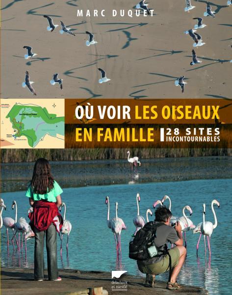 Où voir les oiseaux en famille