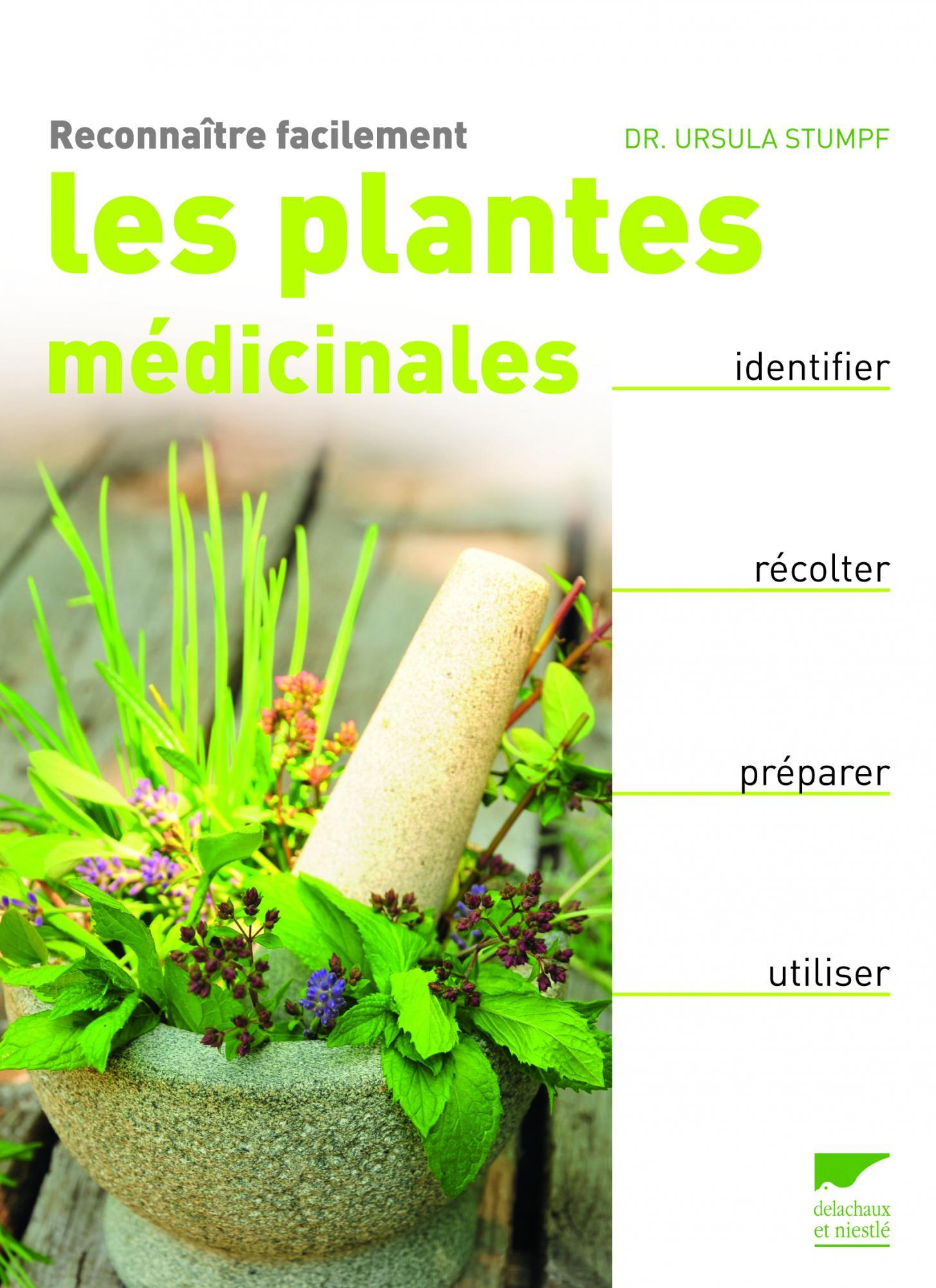 Reconna tre facilement les plantes m dicinales ursula for Acheter les plantes