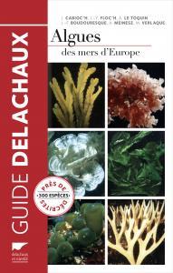 Algues des mers d'Europe