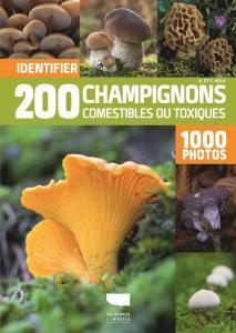 Identifier 200 champignons comestibles ou toxiques