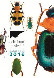 Delachaux et Niestlé, catalogue 2016