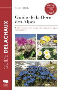 Guide de la flore des Alpes