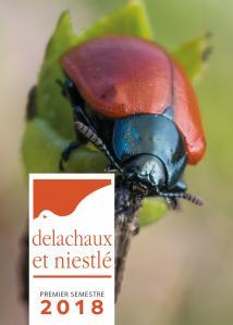 Delachaux et Niestlé, catalogue premier semestre 2018