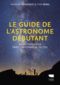 Le Guide de l'astronome débutant