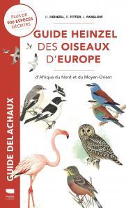 Guide Heinzel des oiseaux d'Europe