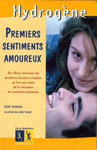 Couverture de l'ouvrage Premiers sentiments amoureux