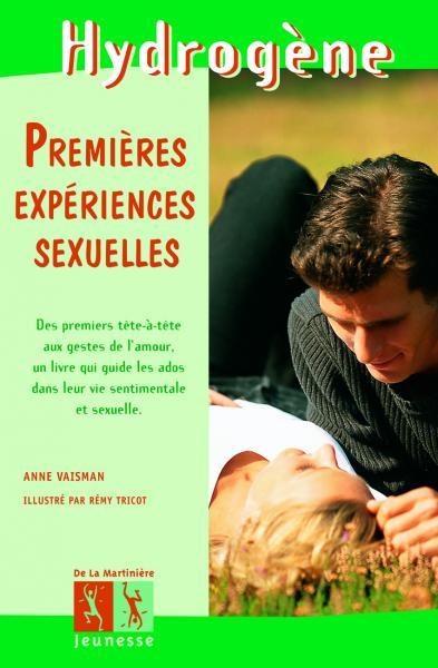 Couverture de l'ouvrage Premières expériences sexuelles