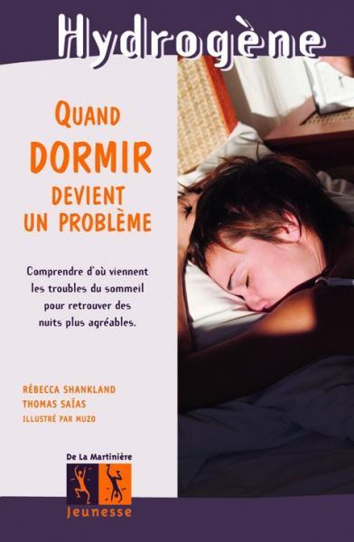 Couverture de l'ouvrage Quand dormir devient un problème