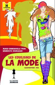 Couverture de l'ouvrage Les Coulisses de la mode